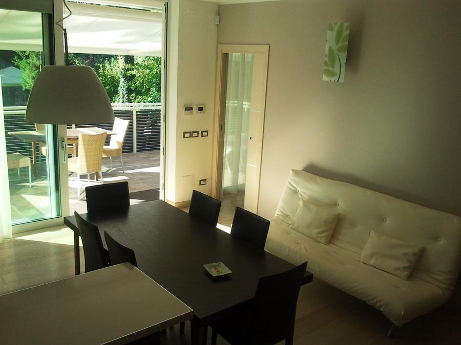 Appartamento fronte mare Milano Marittima